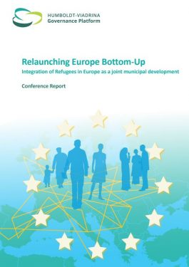 Deckblatt Relaunching Europe 265x375 - Relaunching Europe Bottom-Up: Konferenzbericht