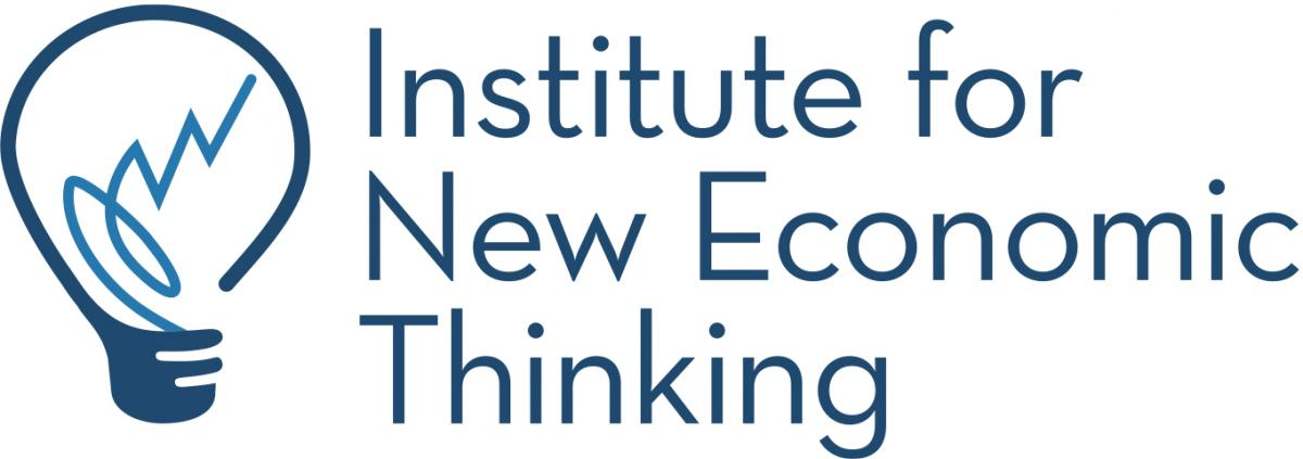 InstitutefornewEconomicThinking Logo - Institute for new economic thinking