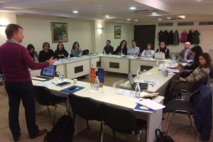 file1 300x200 - Train-the-trainers workshop for anti-corruption professionals in Skopje
