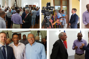 FiTIOpeningSecretariatSeychelles 11 300x200 - Seychelles celebrates opening of International Secretariat in Victoria