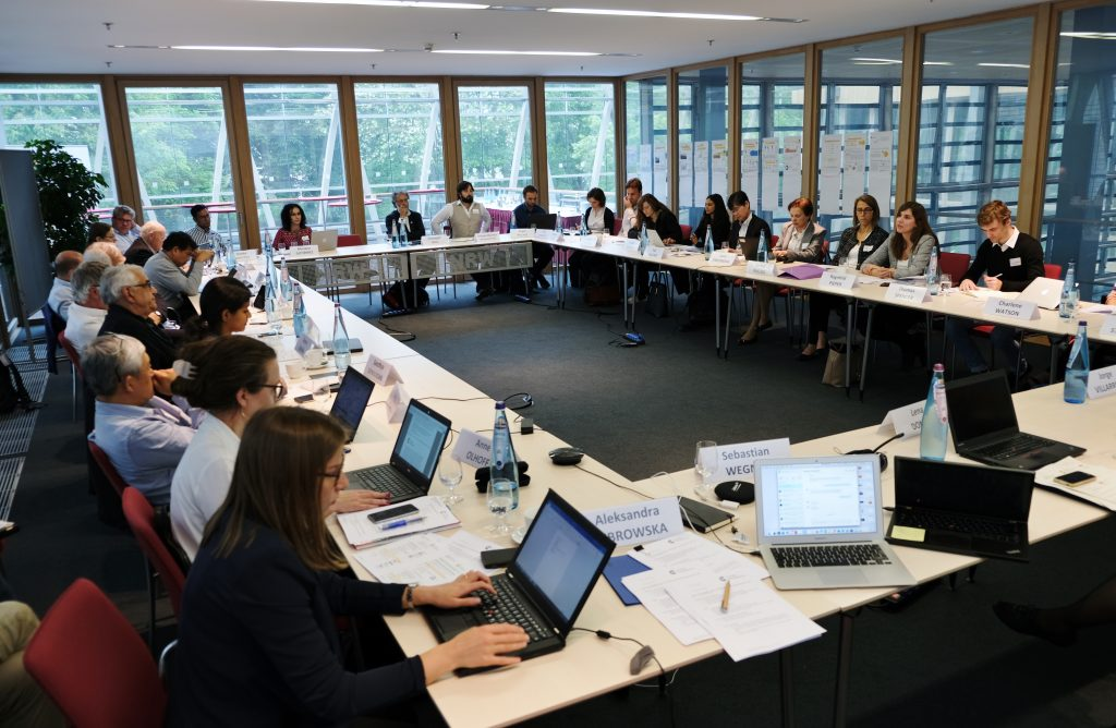 Raum 1 1024x668 - Climate Transparency Strategy and Partners Workshop