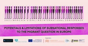 """Athens Panel Maerz Bild 300x158 - Online-Konferenz """"Potentials and Limitations of Subnational Responses to the Migrant Question in Europe"""""""