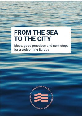 Screenshot 2021 09 10 at 16 36 12 FS2C Ideas good practices and next steps for a welcoming Europe pdf 265x375 - From the sea to the city: Ideas, good practices and next steps for a welcoming Europe