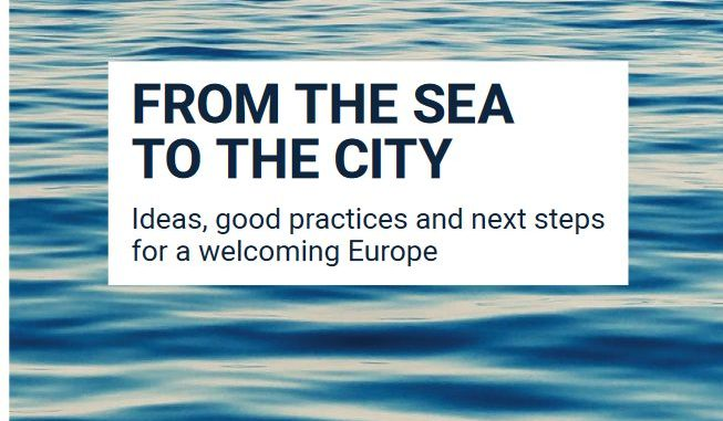 Screenshot 2021 04 01 FS2C bozza ESEC WEB pdf 1 e1617289458607 - From the sea to the city: Ideas, good practices and next steps for a welcoming Europe