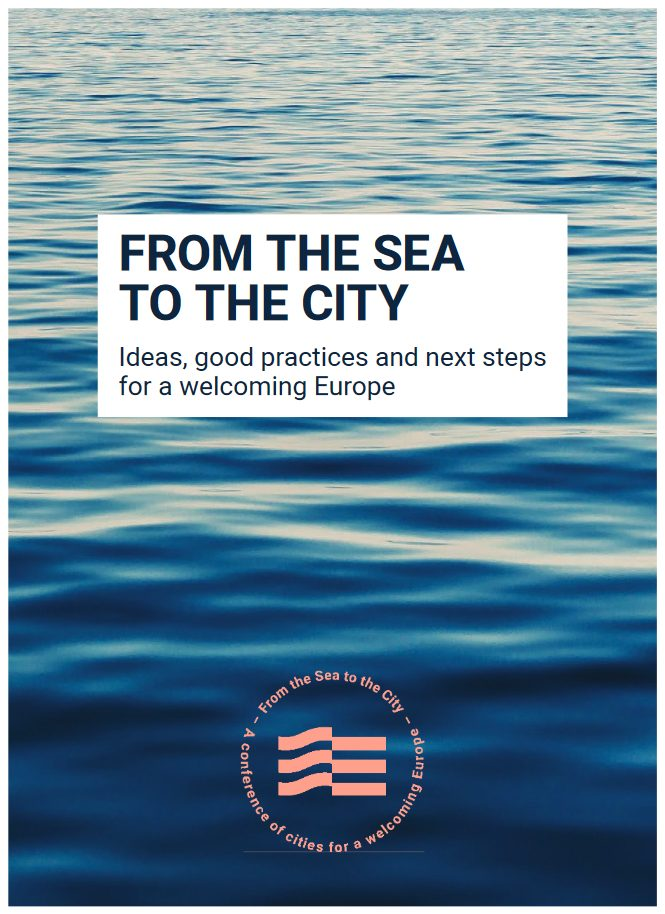 Screenshot 2021 04 01 FS2C bozza ESEC WEB pdf - From the sea to the city: Ideas, good practices and next steps for a welcoming Europe