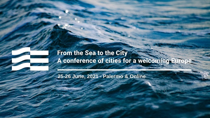 E3Sy6HDWYAMzpow - From the Sea to the City - a conference of cities for a welcoming Europe