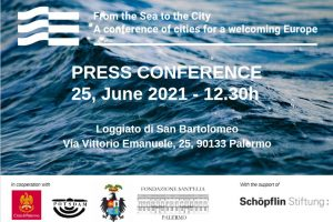"""Screenshot 2021 06 22 at 18 08 14 Invito stampa Invito stampa 1 1 1 pdf 300x200 - """"From the Sea to the City - A Conference of Cities for a Welcoming Europe""""."""